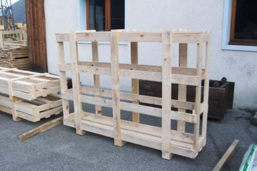 caisse bois sur mesure