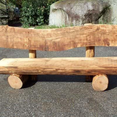 bachal rustique mobilier d 39 ext rieur en m l ze monin bois sas. Black Bedroom Furniture Sets. Home Design Ideas