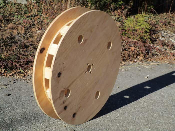 bobines tourets en bois sur mesure monin bois sas. Black Bedroom Furniture Sets. Home Design Ideas