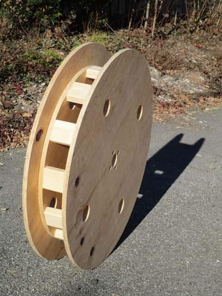 bobines tourets en bois monin bois sas. Black Bedroom Furniture Sets. Home Design Ideas
