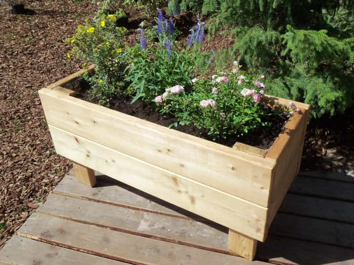 jardiniere bois sur pied jardiniere bois sur pied viewinvite co. Black Bedroom Furniture Sets. Home Design Ideas