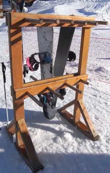 Sortez vos racks à ski !