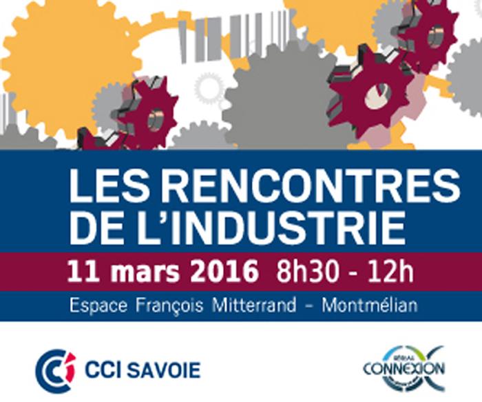 Les Rencontres de l'Industrie 2016