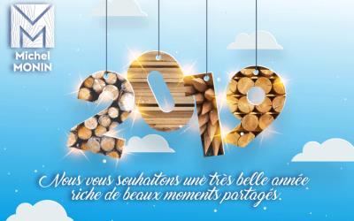 BONNE ANNÉE 2019 À TOUS !