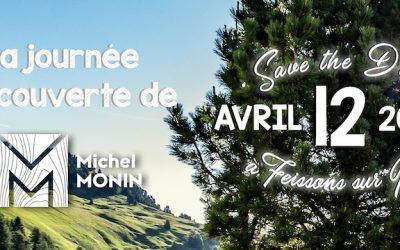 La Journée Découverte de Michel MONIN