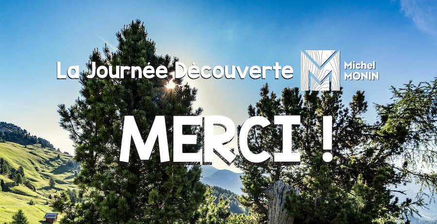 Retour sur la « Journée Découverte Michel MONIN »
