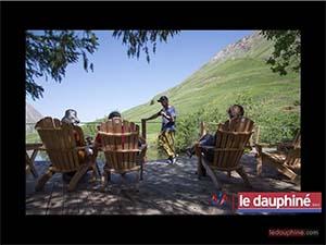 Le jardin alpin du Lautaret