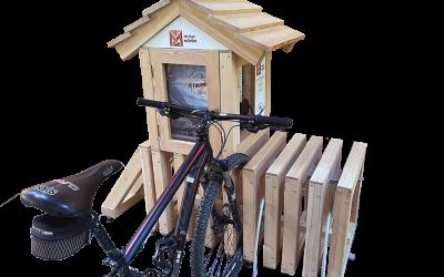 NOUVEAU – Notre râtelier bois modulable à vélos électriques !